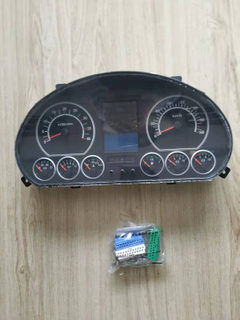 HC-B-38075 BUS DASHBOARD