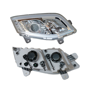 HC-B-1650 THACO Bus Head Lamp Front Headlight MOBIHOME/BLUESKY/GARDEN