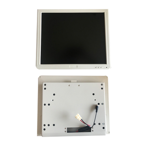 HC-B-62020 12-24V 17''/19'' 1280*1024 Bus Monitor LED TV