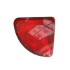 HC-B-26013 bus light rear fog lamp with reflector