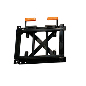 HC-B-16164 BUS SEAT LIFTER UP INSTALL SIZE:312(280 290)*255*φ10 DOWN INSTALL SIZE:305*245*φ10 RANGE:60 OUTLINE SIZE:365*313*125