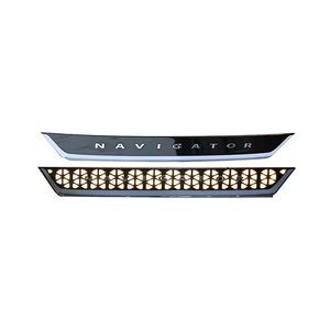 HC-B-35398 Front Grille For Bus Auto Parts Factory