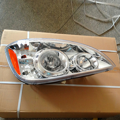HC-B-1163 BUS HEAD LAMP FOR KINGLONG 604*337*241MM