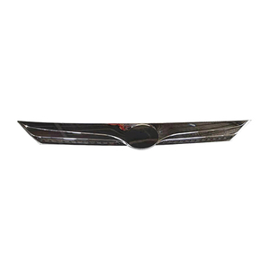 HC-B-35213-1 BUS BODY PARTS FRONT GRILLE CHROME 1517*175 WITH LED