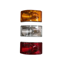 HC-B-2149 REAR LAMP FOR VOLVO/JAC 192*132*207