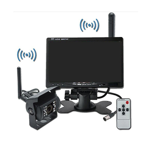 HC-B-63028 7 Inch Wireless On Board Display New Security Video Monitors on Buses
