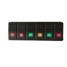 HC-B-54005 RAISED BOARD SWITCH FOR ALL SORTS OF LIGHT SCALE TRUCKS & MEDIUM SIZE BUS