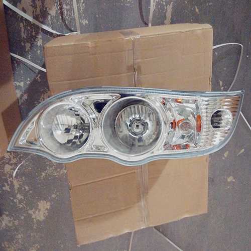 HC-B-1164 BUS HEAD LIGHT 633*265*196 FRONT HEAD LAMP WITH EMARK