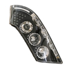 HC-B-1387-1 Auto spare parts bus led head lamp led headlights