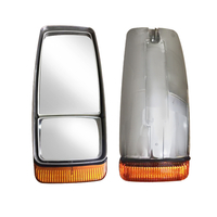 HC-B-11310-1 Driver Side Mirror for Bus with Turning Lamp