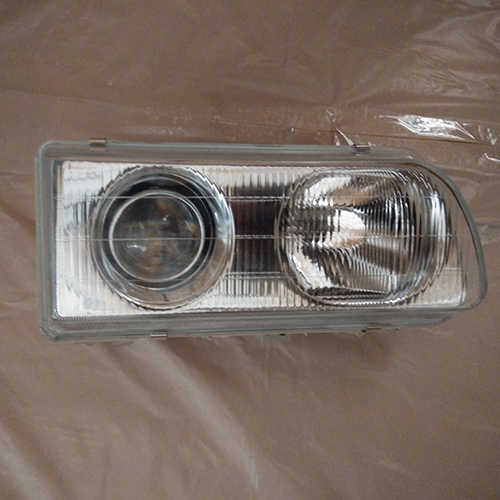 HC-B-1117 BUS HEAD LAMP 332.8*156MM WHITE/DARK GREY BUBBLE WRAP