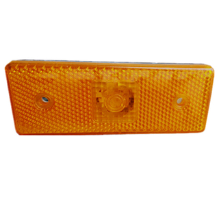 HC-B-14194 BUSLED SIDE LAMP 110*40 YELLOW WITH 4 LEDS