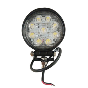 HC-B-33028 bus parts rechargeable led work light spot lamp116*135*63mm