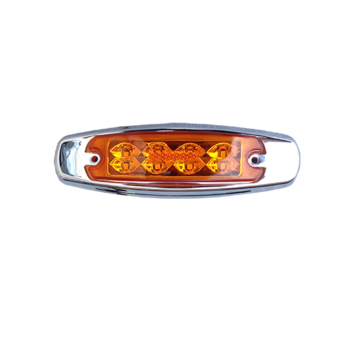 HC-B-14144 BUS LED SIDE LAMP RED/YELLOW/WHITE/BLUE