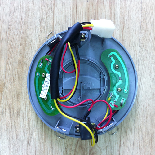 HC-B-12209 BUS AIR OUTLET WITH LED LAMPS