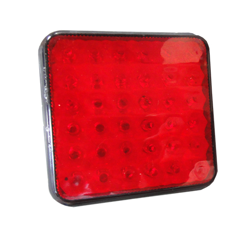 HC-B-55008 Bus Led Warning Light 120*120 Auto Parts