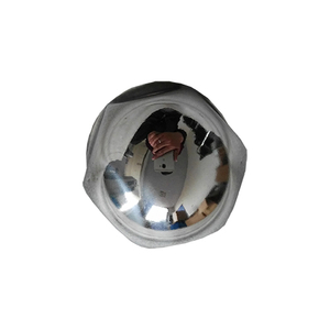 HC-B-50048 304 stainless steel bus wheel cap centers cap nut bus parts