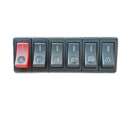 HC-B-54030 Bus Accessories 24V Dashboard Switch for Lights