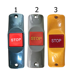 HC-B-39008 Yellow Bus Alarm Buzzer Auto Buzzer Button Three Types